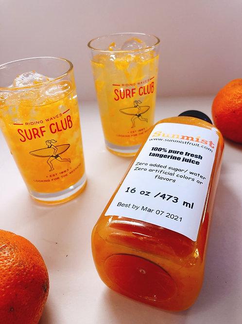 Orange Juice 橘子汁
