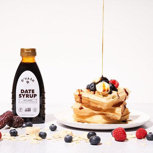 D'VASH Date Syrup D'VASH 椰棗糖漿