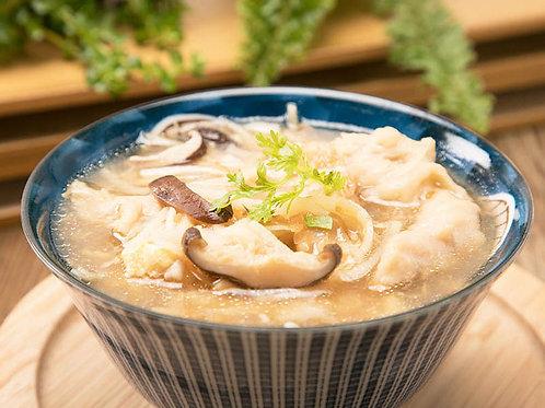 香菇肉羹湯 (示意圖)
