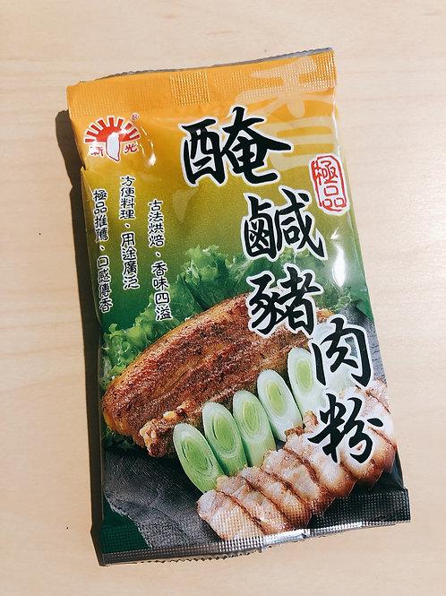 醃鹹豬肉粉 一包