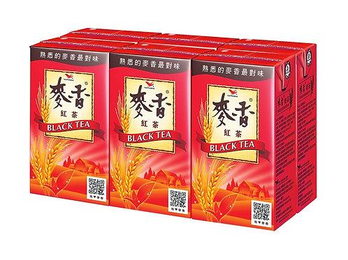 Black Tea 統一麥香紅茶 一份6罐