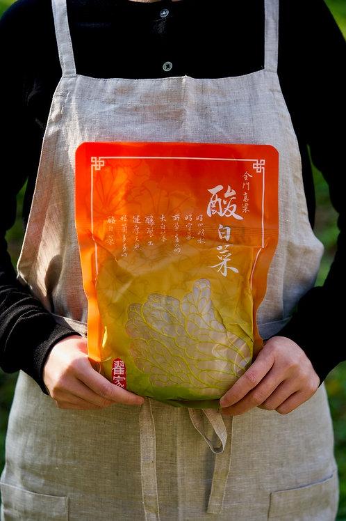 金門霍家酸白菜 一包