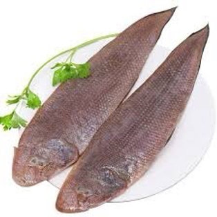 Tongue Fish 野生龍舌魚(冷凍未調味未處理)