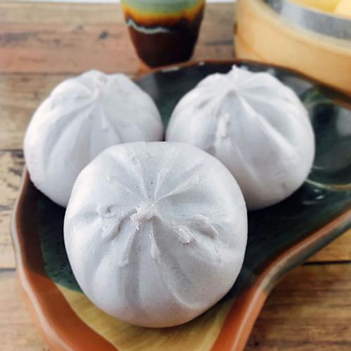 Taro Steamed Buns (6pcs) 七品蓮芋仔包