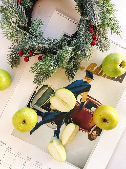 Green Dragon Apple 青龍蘋果 一袋(示意圖)