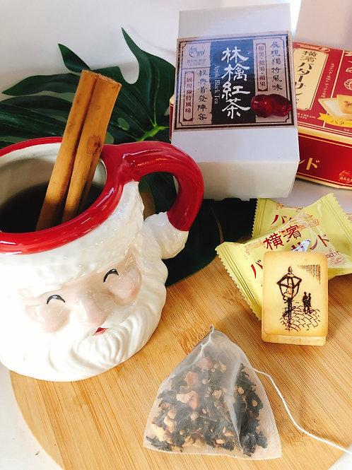Apple Black Tea蘋果紅茶包