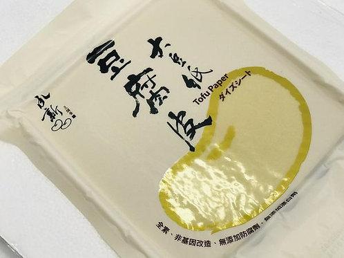 承新非基改原味豆腐紙(全素)19x20cm 25張/包