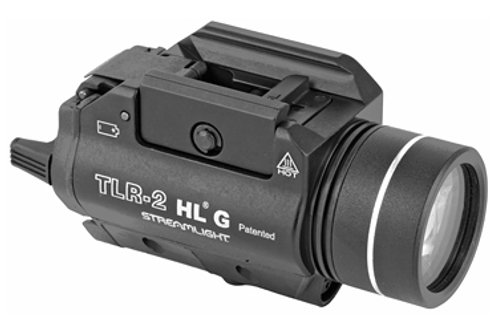 Streamlight TLR-2 HLG Tac Light With Laser