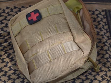 First Aid Kits - Keep Them & Restock Them!