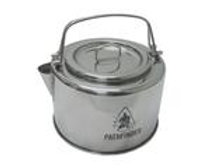 Stainless Steel Kettle with Filter - 1.2L