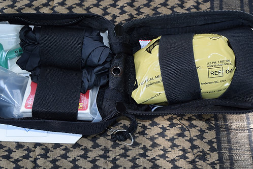 IFAK - Basic Personal First Aid Kit