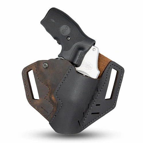 Versacarry Revolver (OWB) Holster Fits S&W J-Frame and Ruger LCR