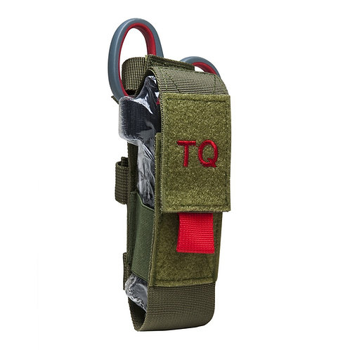 Recon Medical Tourniquet & Sheers in Molle Pouch