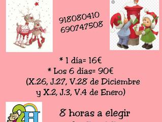 ¡¡Campamento de Navidad !!