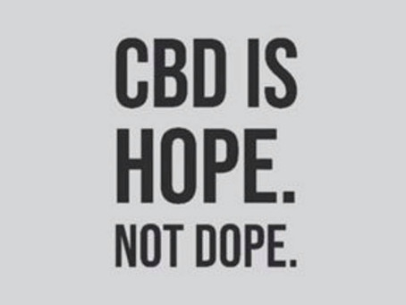 It's Hope not Dope
