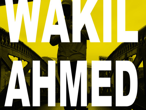 Wakil Ahmed, the party man.