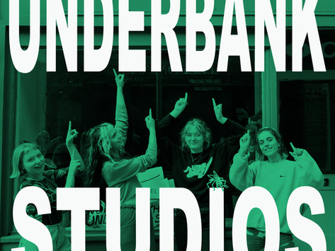 Underbank Studios, the new cultural hub of Stockport.