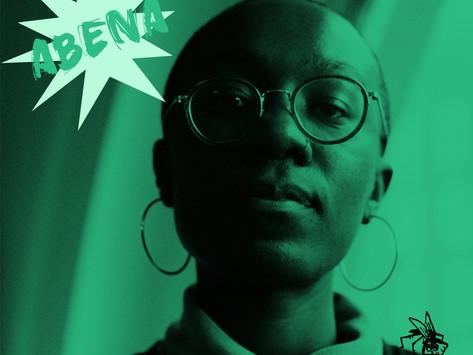 Who can DJ for 12 hours straight? DJ Abena