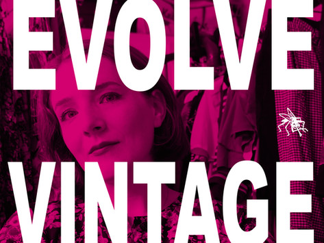 Evolve Vintage, dressing the city for 15 years.