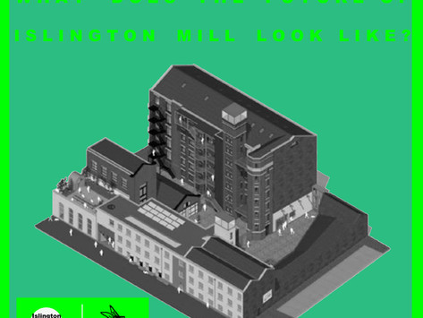 What does the future of Islington Mill look like?