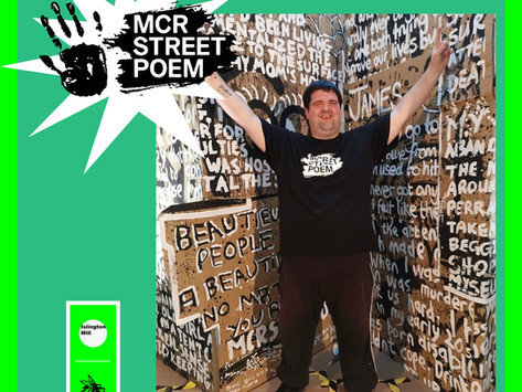 MCR Street Poem