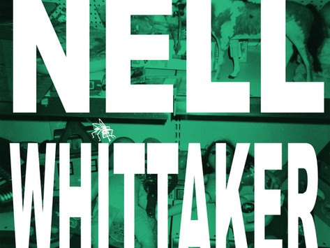 Nell Whittaker - On Writing, Charity Shops and Space