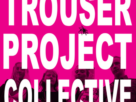 Trouser Project Collective, the sustainable fashion group!
