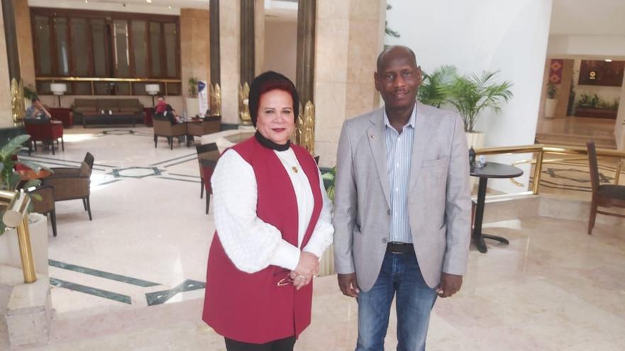 Dr. Al-hadi in Egypt