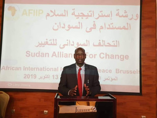 Sudanese peace talks in Addis Ababa!