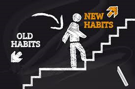 7 Steps to Change oneself Habits
