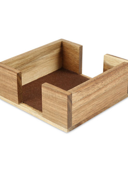 Wood Coaster Holders