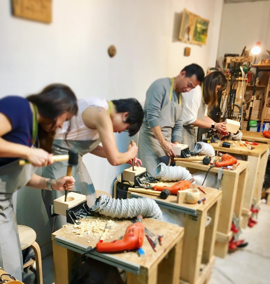 woodcup workshop