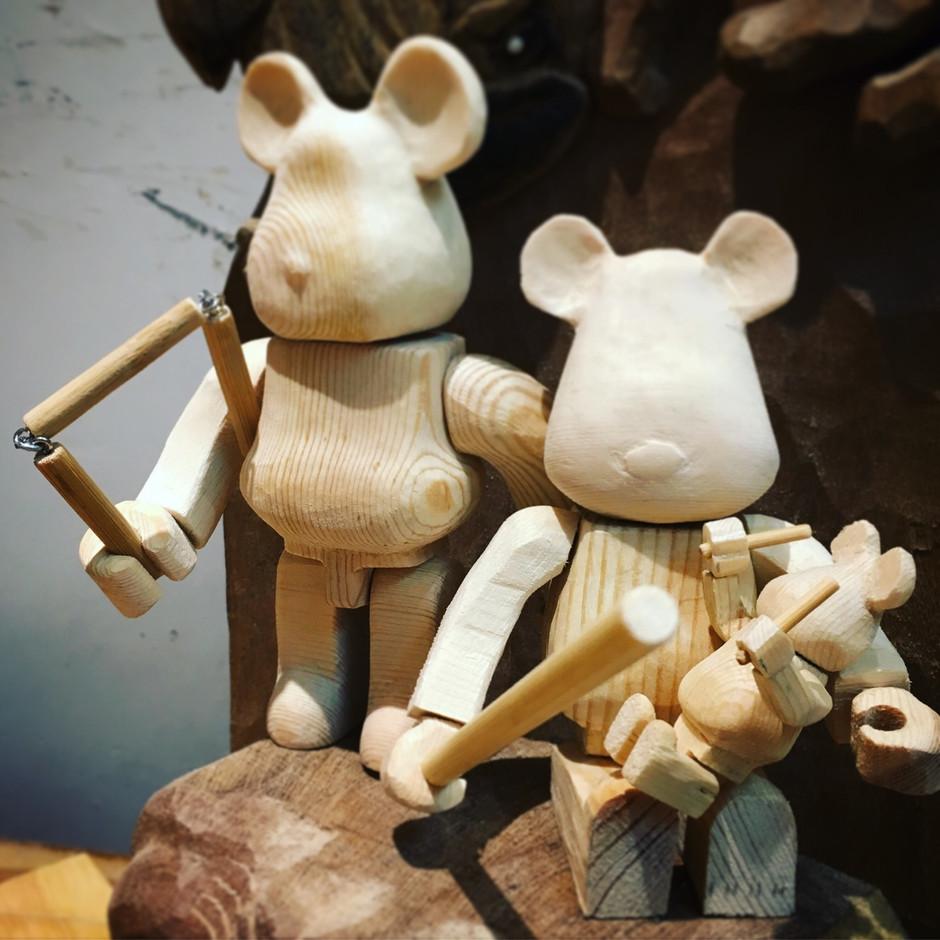 Bearbrick family~