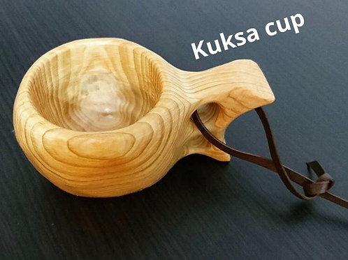 木杯 kuksa cup 木製カップ 나무 컵