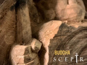 Buddha with Sceptr~