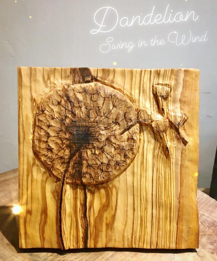 woodcutDandelion