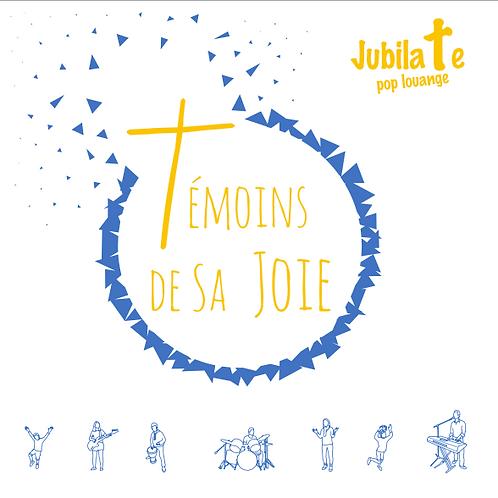 """CD """"Témoins de Sa joie"""""""