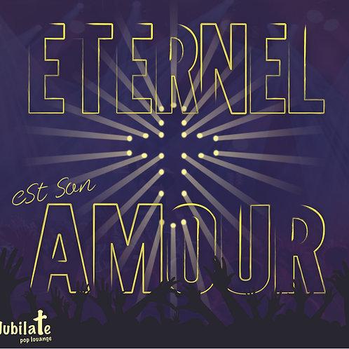 """NOUVEAU : CD """"Eternel est Son amour"""""""