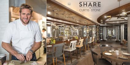 SHARE Restaurant Debut