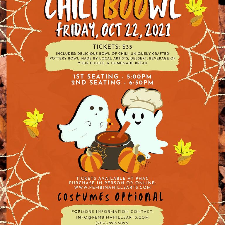 Chili Bowl Fundraiser