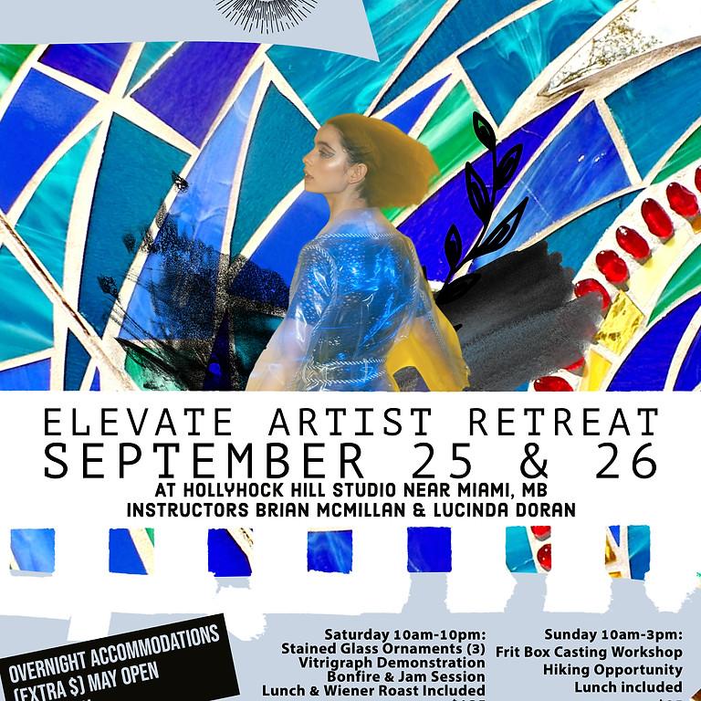 Elevate Artist Retreat