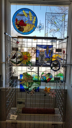 Stonehouse Glassworks by George Fieber