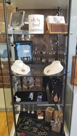 Handmade Gemstone Jewelery & Local Music