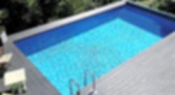 piscine acier béton en kit