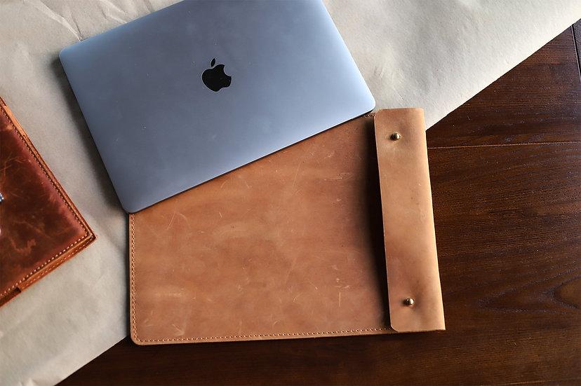 Leather Sleeve MacBook  / Leather Laptop Case