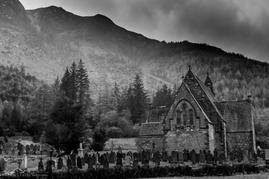 Asleep in the Hills, Scotland