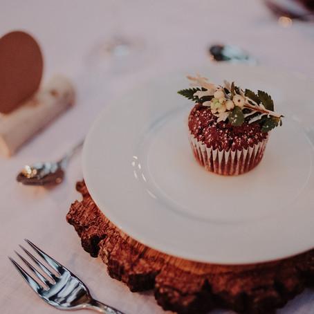 Svatební catering pro 50 lidí z penzionu Adamův Dvůr