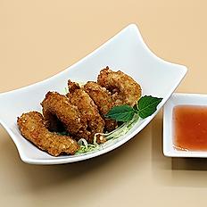 Savory Coconut Veggie-Shrimp (5)