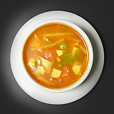 Thai Tom Yum (Sour & Spicy) Soup