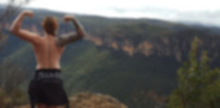 Puckered owner Renee baring all at the Blue Mountains